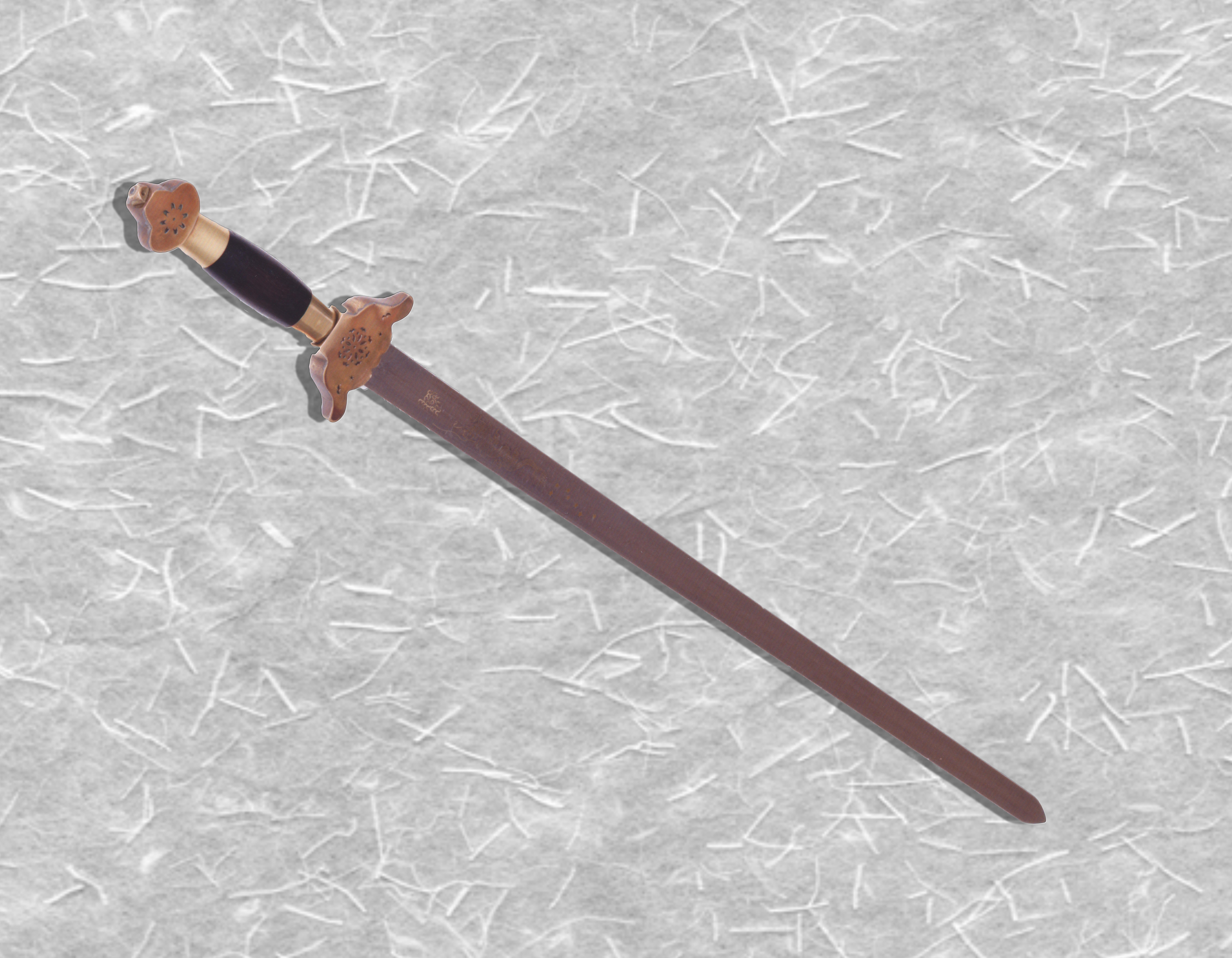 Desert Dao Taichi - Instruction, Auxiliary Training, Sword